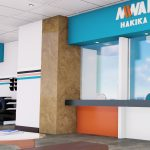 New look of our Dar es Salaam Main Branch –  quiet spacious, best in class